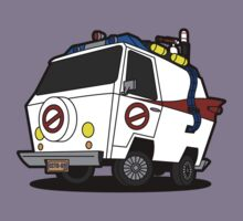 The Ecto-Machine  by robotghost