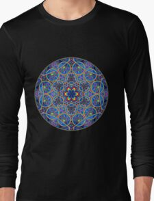 Infinite Refraction Long Sleeve T-Shirt