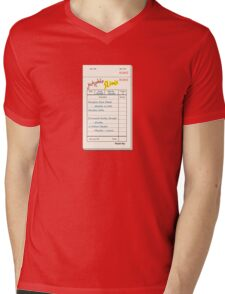 Date with Mrs. Wallace Mens V-Neck T-Shirt