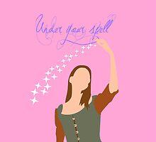 Tara Under your spell by RebeccaMcGoran