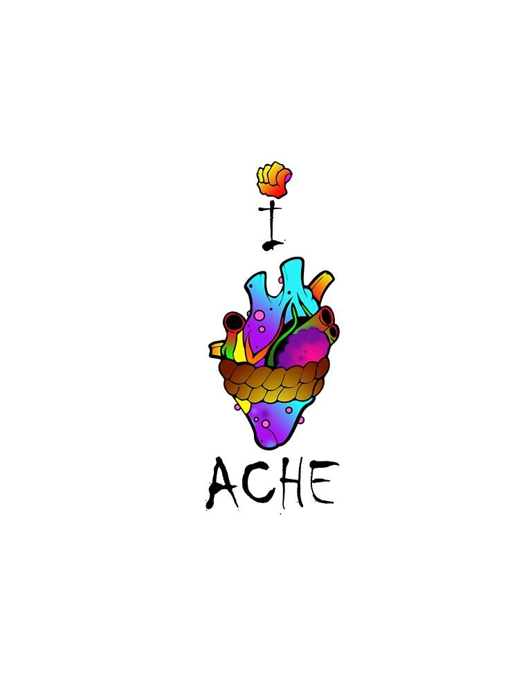 i-brow design: ( i-ache ) by Ibrow