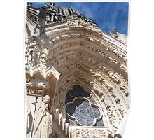 Reims Cathedral II Poster