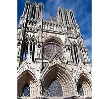 Reims Cathedral VIII Photographic Print