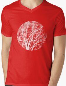 Nature into Me Mens V-Neck T-Shirt
