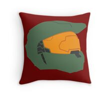Master of Halos Throw Pillow