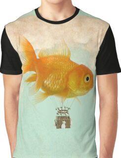 Balloon fish Graphic T-Shirt