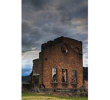 Blast Furnace, Lithgow Photographic Print