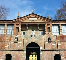 Lucca Porta San Pietro by kirilart