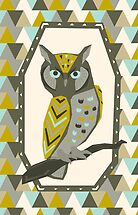 Scops Owl by lodesign