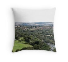'Barwon Valley' Geelong, Victoroia Australia. Throw Pillow