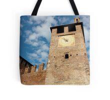 Castelvecchio in Verona Tote Bag