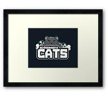 Schrodinger's Cats Framed Print