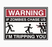 Zombies Walking Dead - Chase Us Tripping You by sturgils