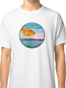goldfish sunrise Classic T-Shirt
