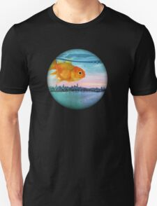 goldfish sunrise T-Shirt