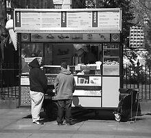 New York Street Photography 4 by Frank Romeo