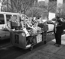 New York Street Photography 5 by Frank Romeo