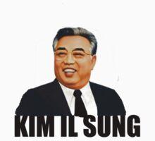 Kim Il Sung by Jordan Farrar