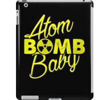 Atom BOMB Baby iPad Case/Skin