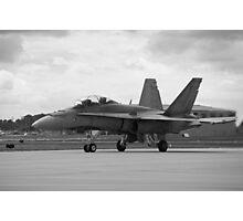 Enter the Hornet's nest. Photographic Print