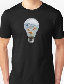 ideas and goldfish T-Shirt