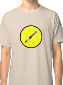 Captain Sonic Classic T-Shirt