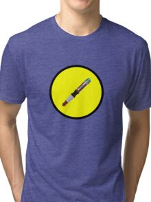 Captain Sonic Tri-blend T-Shirt