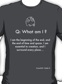 Riddle #1 T-Shirt