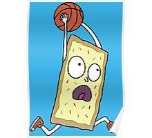Rick & Morty - Dunking Poptart Poster