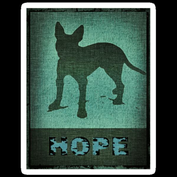Blue's Hope by Nikhic