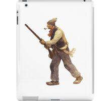 Le Patriote - The Patriot - Tshirt - Henri Julien iPad Case/Skin