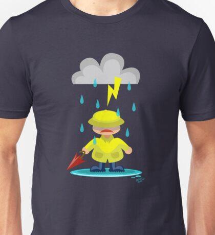 Rain Rain Unisex T-Shirt