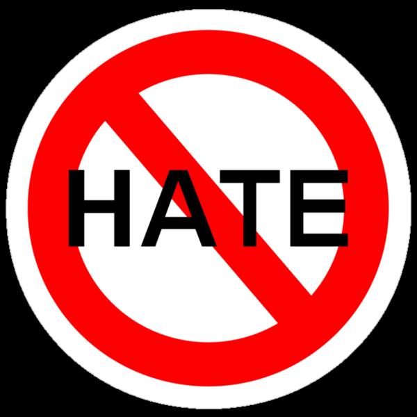 NO HATE by QuietRebel