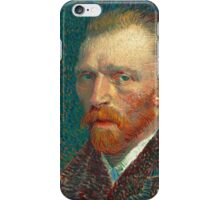 Vincent van Gogh - Self Portrait - Auto Portrait tshirt iPhone Case/Skin