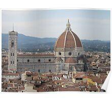 The Duomo (Santa Maria Del Fiore) Poster