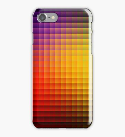 Blocks II iPhone Case/Skin