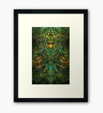Self Similarity Framed Print