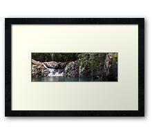 Look what we stumbled upon... Framed Print