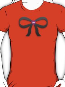 Little Mix Bow Tie Tee T-Shirt