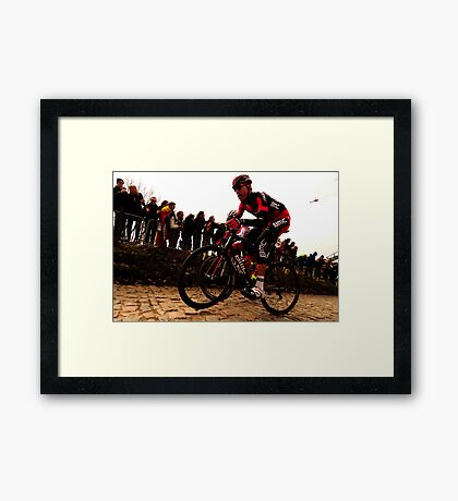 Tou of Flanders Framed Print