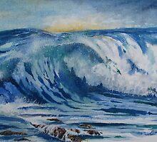 Wave by ricksilverfish