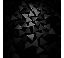 Triangular Photographic Print