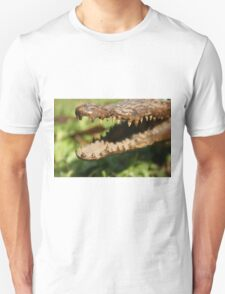 alligator teeth Unisex T-Shirt