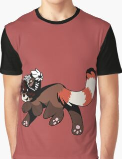 red tail Graphic T-Shirt