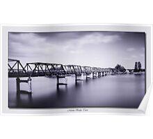Martin Bridge Taree 011 Poster