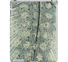 rain catcher iPad Case/Skin