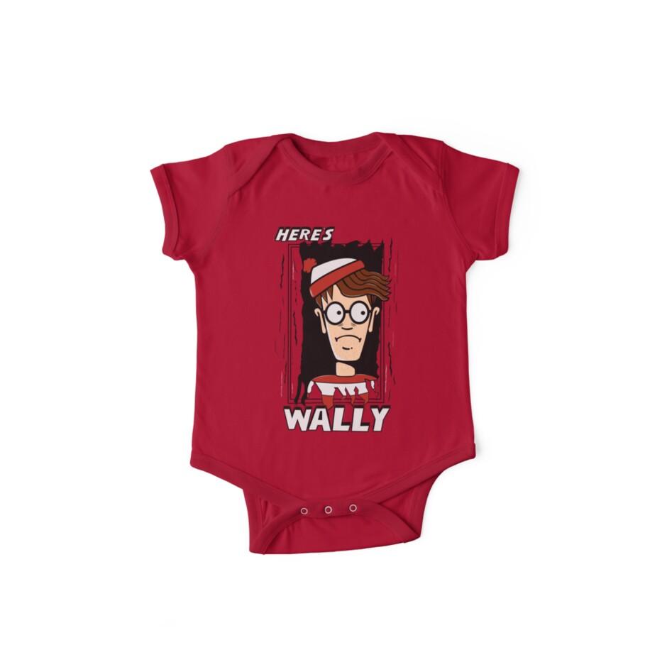 Here's Wally by piercek26