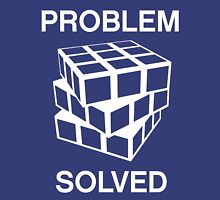 Problem Solved Unisex T-Shirt