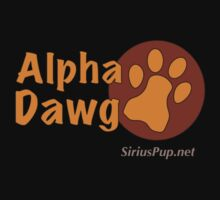 Alpha Dawg by TheHappyPup