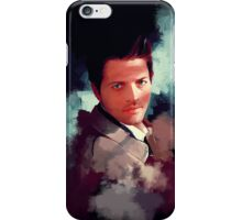 Castiel ~ Portrait iPhone Case/Skin